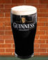 Guiness Stount Pint Glass