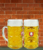 Spaten Glass Beer Mug