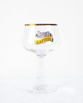 Ommegang Brewery THREE PHILOSOPHERS Beer Chalice Glass NEW